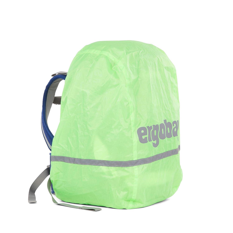 ERGOBAG, Shiny Green Regencape , Grün Grün ERG-RNC-001-213