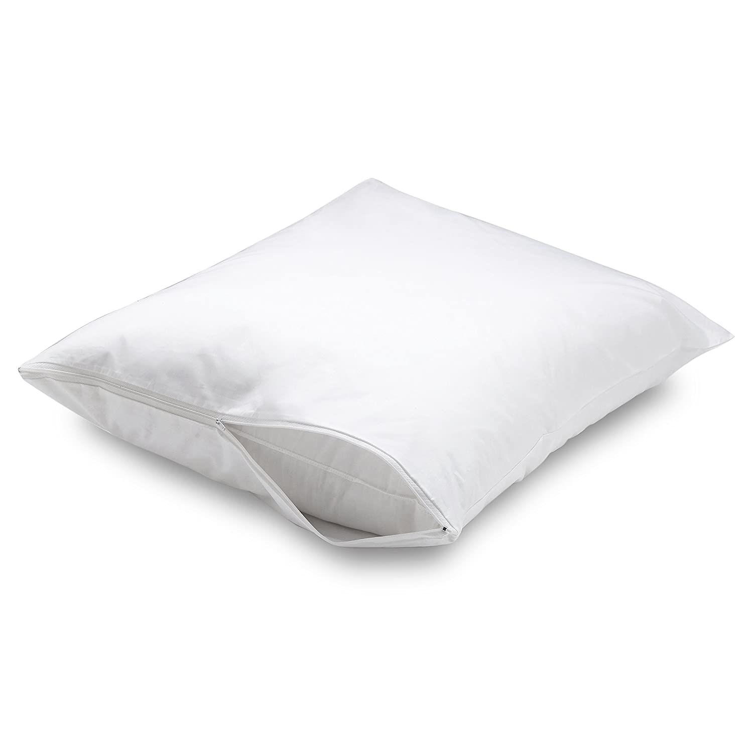 Aller-Ease Water Proof Allergy Protection Zippered Pillow Protector American Textile Company 3036L