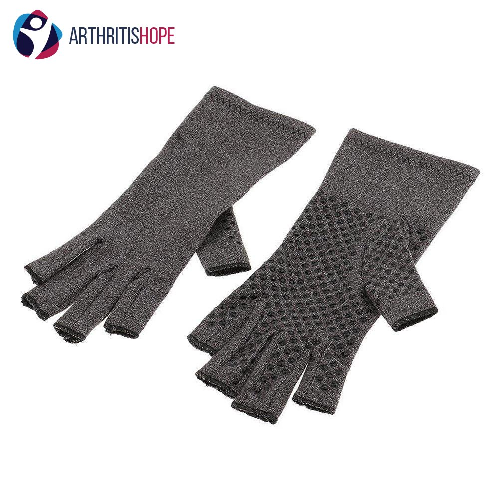 ArthritisHope Terapeutic Compression Gloves (M)