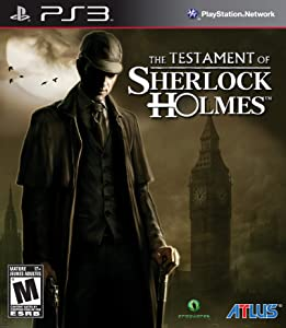 The Testament of Sherlock Holmes - Playstation 3