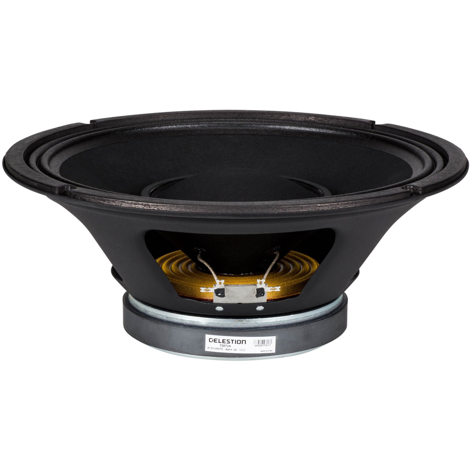 CELESTION K12H-200TC 12'' 200 Watt Full Range Professional Woofer Driver 8 Ohm