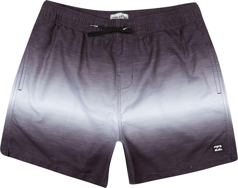 Billabong Tripper LB 16, pantalones cortos playa para hombre, Hombre, Tripper Lb 16, Negro, S