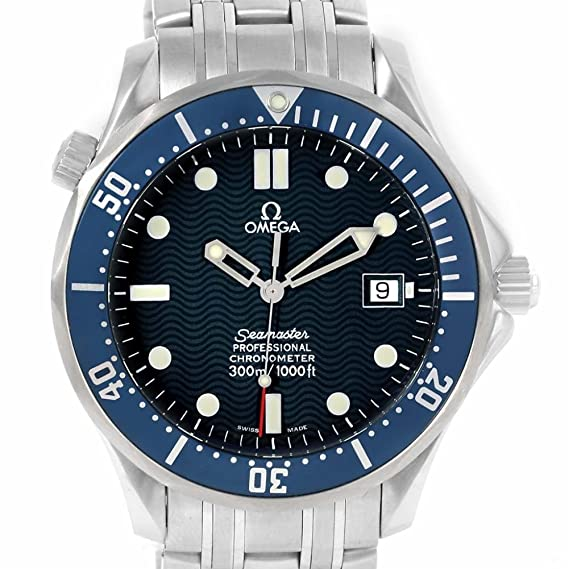 Omega Seamaster automatic-self-wind Mens Reloj 2531.80.00 (Certificado) de