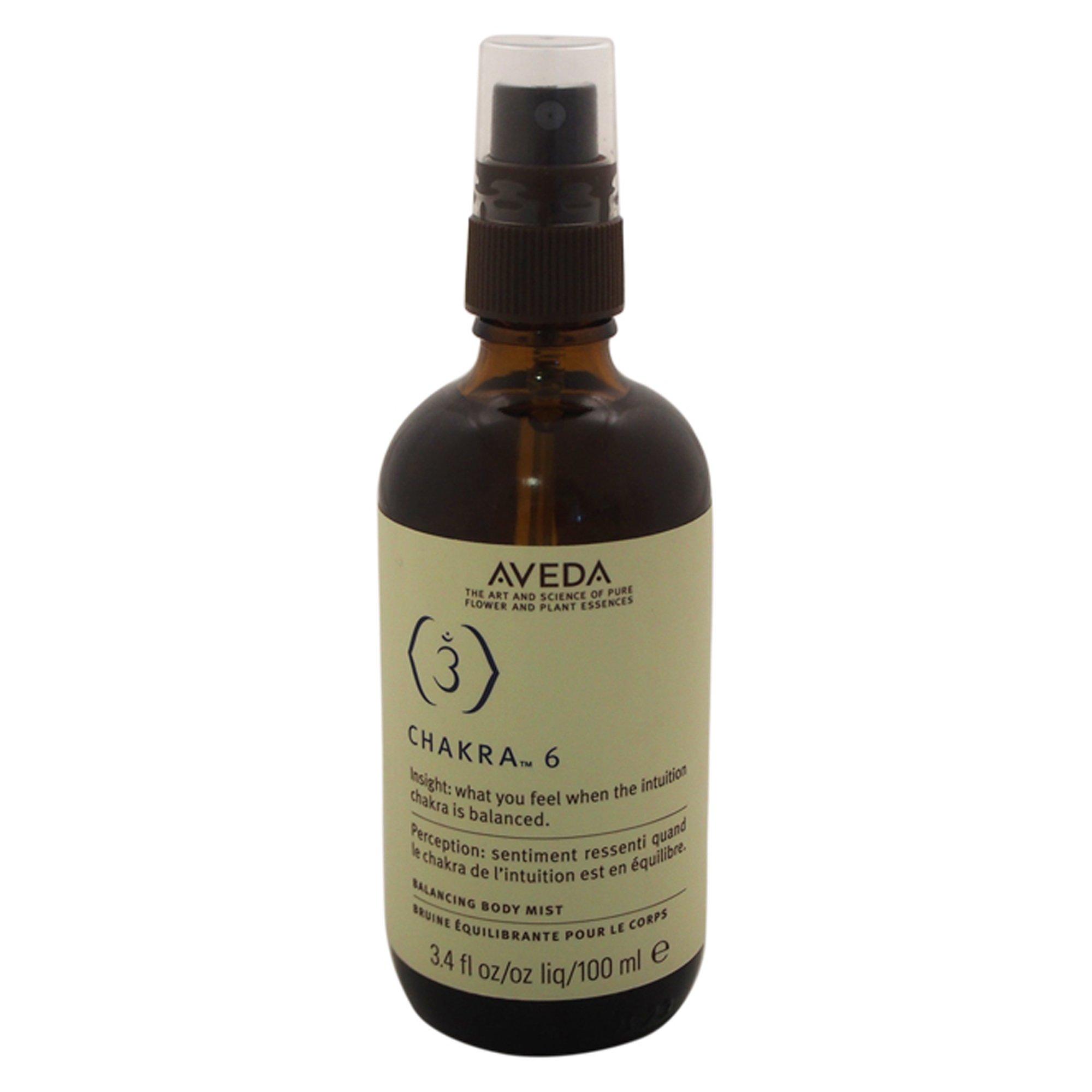 Aveda Chakra 6 Balancing Body Mist, 3.4 Ounce by AVEDA