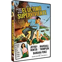 El Último Superviviente DVD 1962 No Man Is an Island
