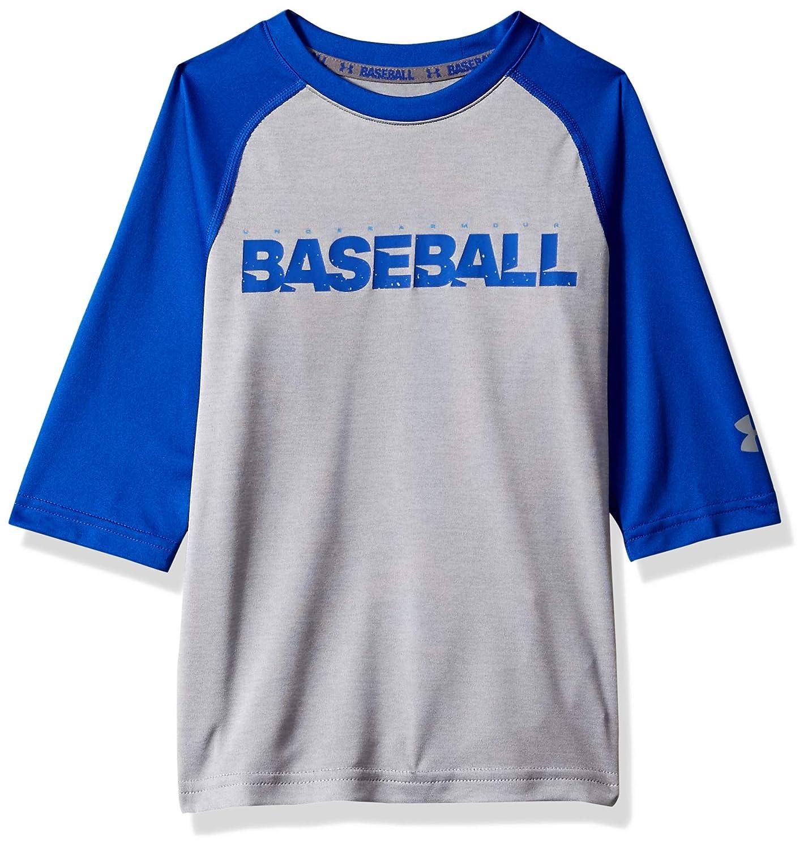Under Armour Boys IL Graphics 3//4 Baseball