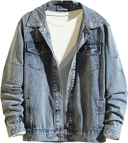 FOMANSH デニムジャケット メンズ ジャケット ジージャン 長袖 春秋冬 M-3XL カジュアル ファッション