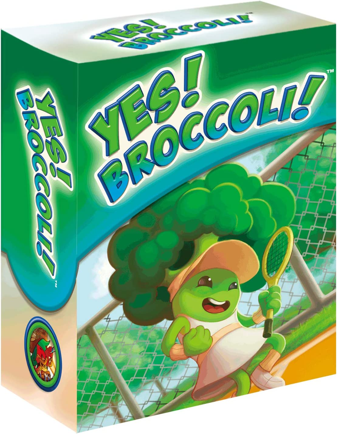 Yes! Broccoli!