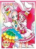 キャラクタースリーブ キラキラ☆プリキュアアラモード キュアホイップ&キュアパルフェ (EN-515)