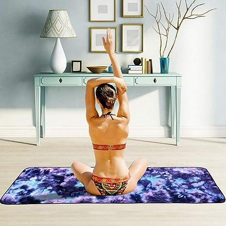 Amazon.com: Vaticas Yoga Mate Perfect Yoga Towel - Super ...