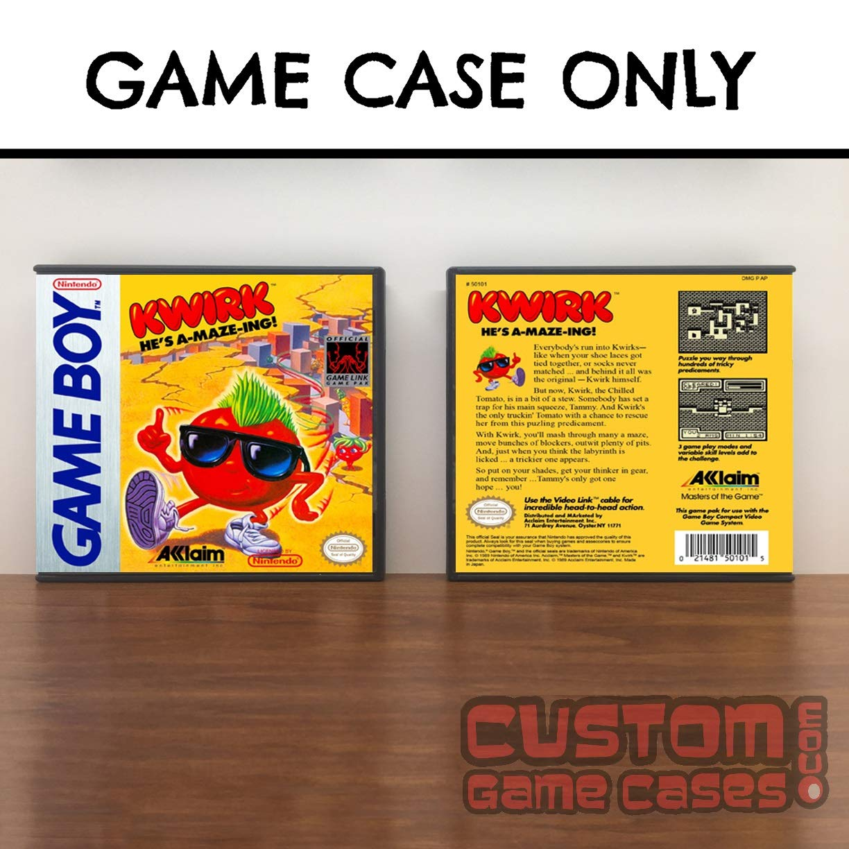 Amazon.com: Gameboy Kwirk - Game Case: Handmade