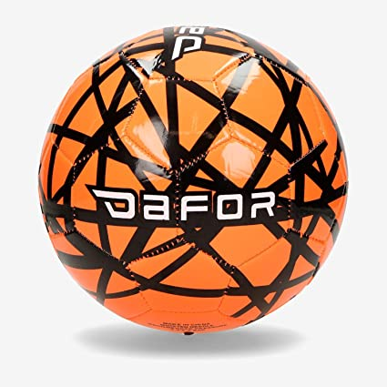 Dafor Balón Fútbol 11 Naranja (Talla: 5): Amazon.es: Deportes y ...