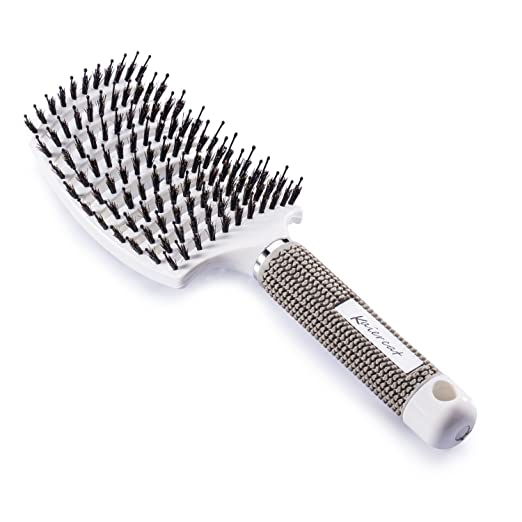 Kaiercat Boar Bristle Brush