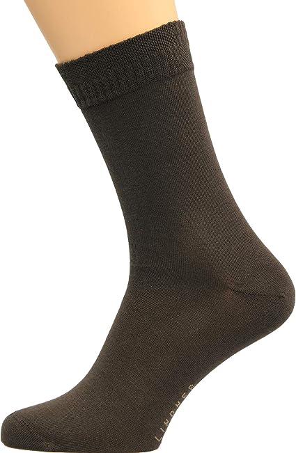 Max Lindner Juego de 5 pares de calcetines sin goma, 95% algodón y 5% elastano: Amazon.es: Ropa y accesorios