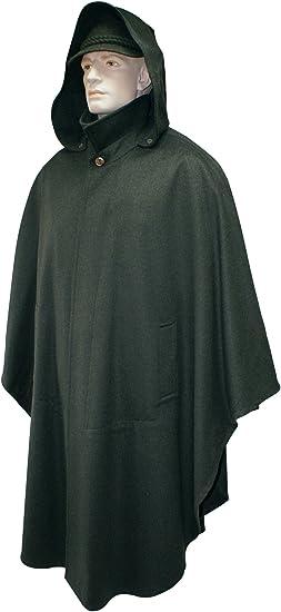 Hubertus colore verde Mantello classico da caccia