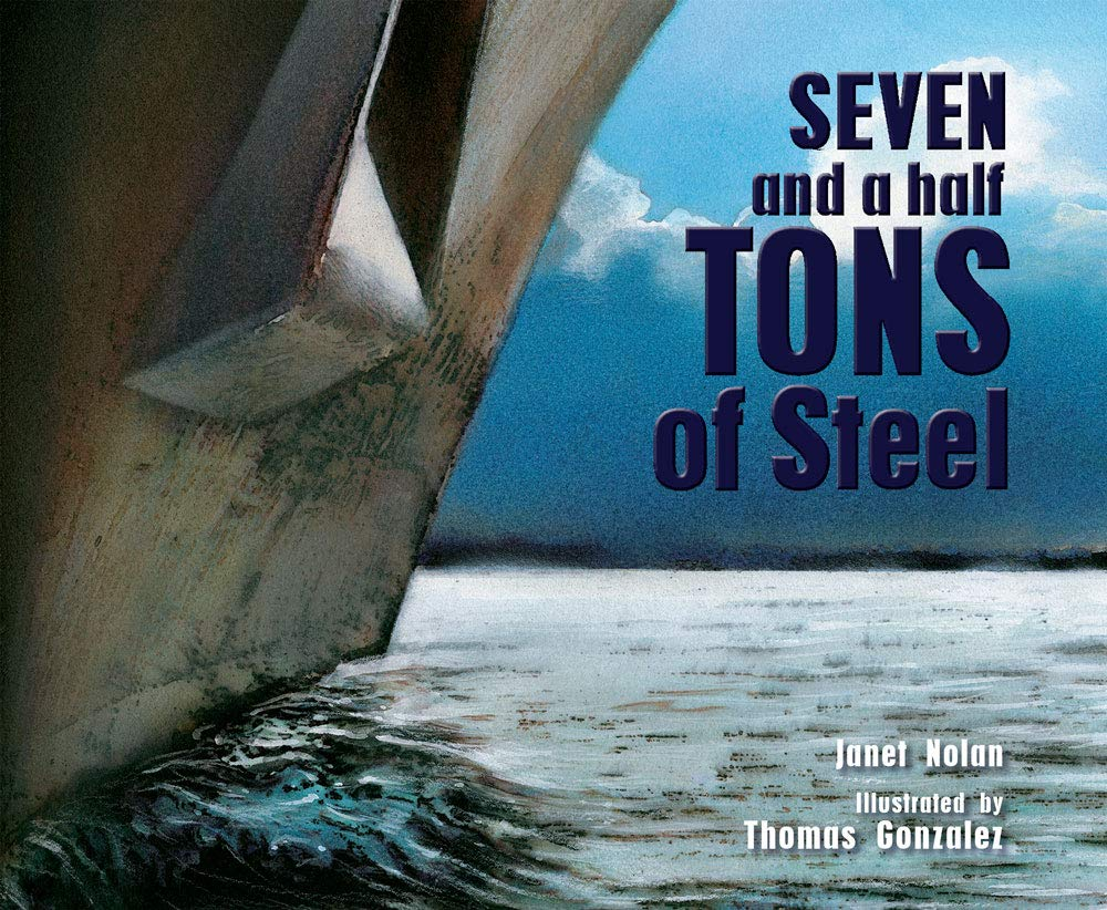 Image result for seven and a half tons of steel