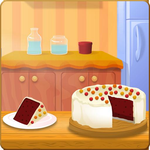 Red Velvet Cake Cooking ()