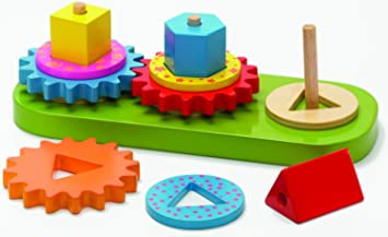 Amazon the original toy company geo blocks and gears toys games the original toy company geo blocks and gears publicscrutiny Image collections