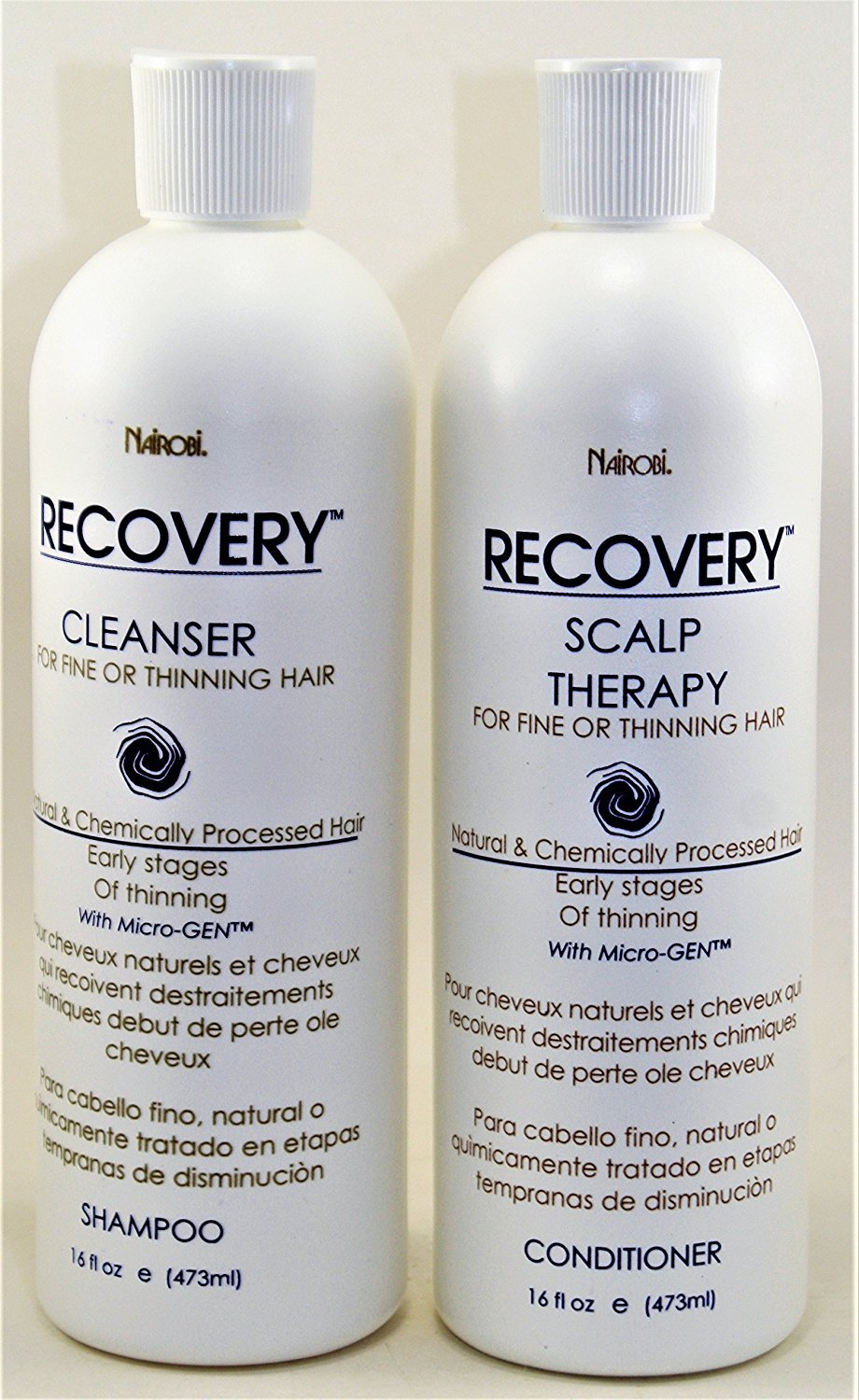 Nairobi Recovery Cleanser Shampoo And Sc Buy Online In Saint Lucia At Desertcart