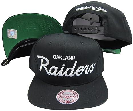 7c3b4133 NFL Mitchell & Ness Vintage Solid Script Snapback Hat Cap NZ927 ...