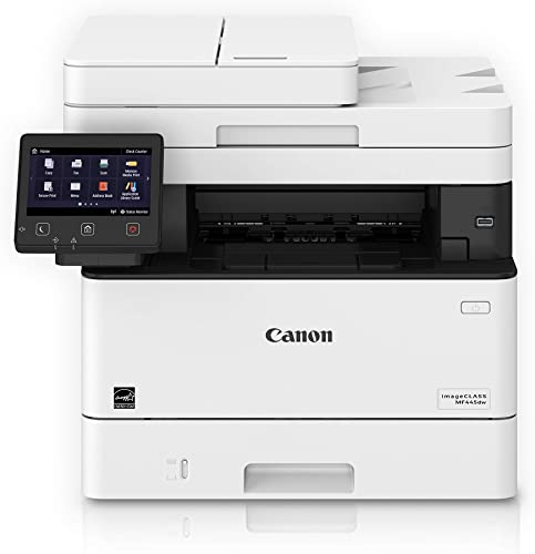 Canon Imageclass MF445dw - All In One, Duplex Laser Printer