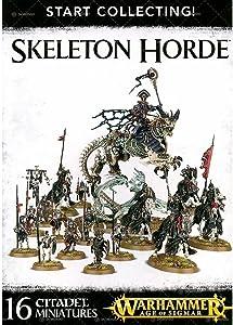 Warhammer AoS – Start Collecting! Skeleton Horde, 99120207037