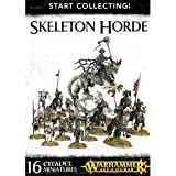 "Games Workshop 99120207037"" Warhammer Age of Sigmar Start Collecting Skeleton Hordes Action Figure"