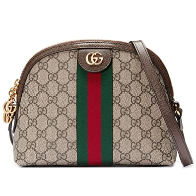 e9bca59d9f86 Amazon.com: Gucci Ophidia GG Small Shoulder Bag Handbag Article: 499621  K05NG 8745 Made in Italy: Shoes