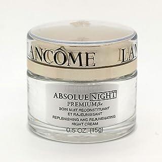 Lancome Absolue Premium Bx Replenishing and Rejuvenating Night Cream 0.5 oz/15g