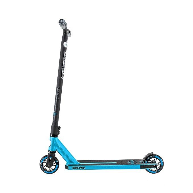 MADD Gear Carve Elite Freestyle Stunt - Patinete, Negro Azul ...