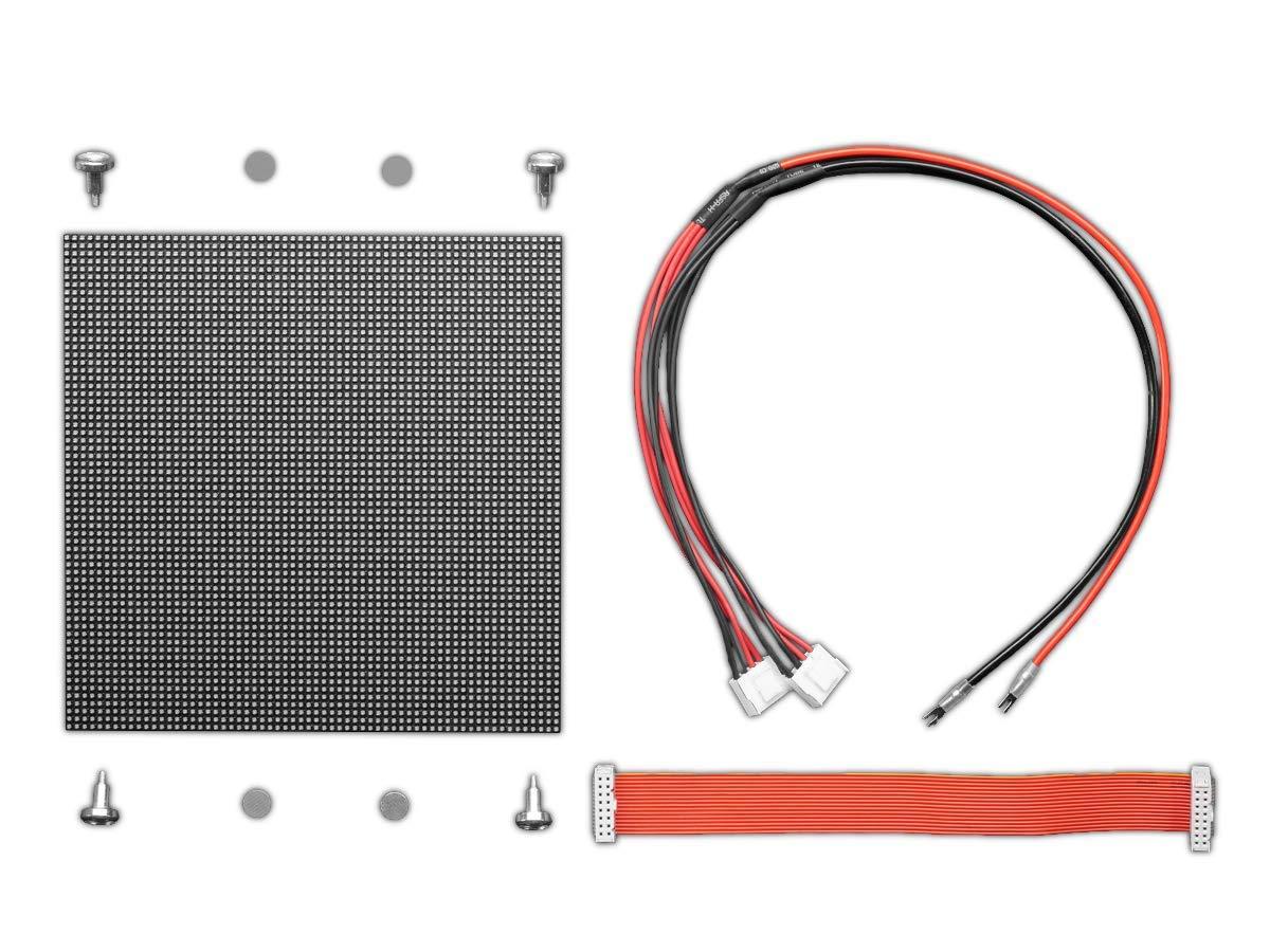 64x64 RGB LED Matrix 2.5mm Pitch