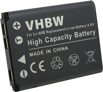 original vhbw® Datenkabel USB für Casio Exilim EX-ZS100 EX-ZS200 EX-ZS150