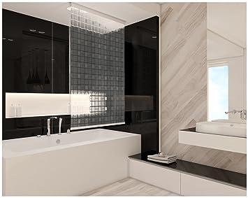 Alternative Zum Duschvorhang duschrollo 4 breiten 9 designs zur wahl duschvorhang weiss grau grün