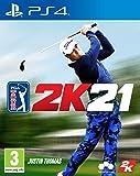 PGA Tour 2K21 (PS4) - UAE NMC Version