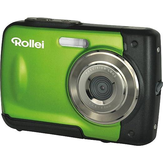 92 opinioni per Rollei Sportsline 60- Fotocamera Digitale, Impermeabile Fino a 3 m, Ideale per