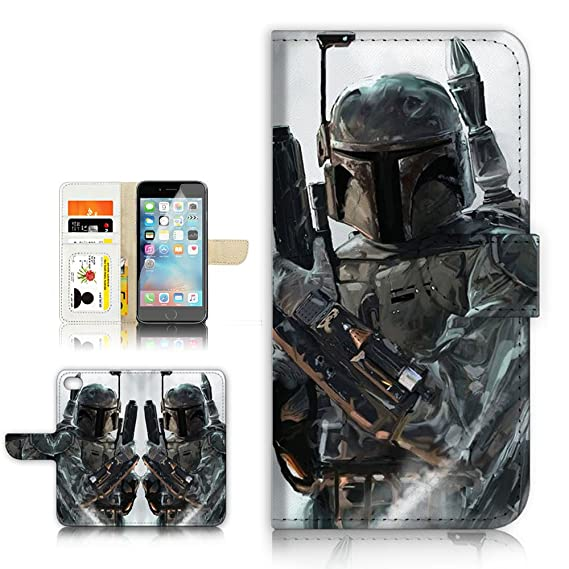 boba fett iphone 7 case
