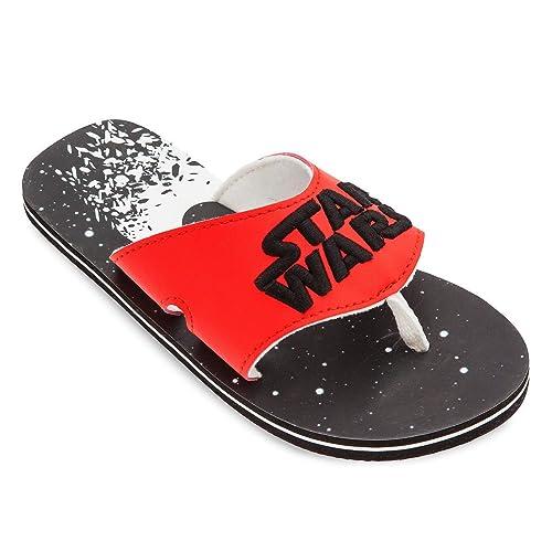 2018e291708178 Image Unavailable. Image not available for. Color  Shop Disney Product Name Star  Wars Resistance Flip Flops Sandals for Kids ...