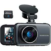 "$99 » TOGUARD 4K Dual Dash Cam for Cars UHD 2160P+1080P Front and Rear Dash Camera, 3""…"