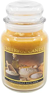 product image for A Cheerful Giver Grandma's Kitchen Jar Candle, 24-Ounce