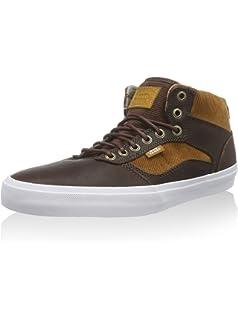 ae68218576a9b Amazon.com | Vans Mens Bedford Bio Wash Sneakers Black 6.5 | Fashion ...