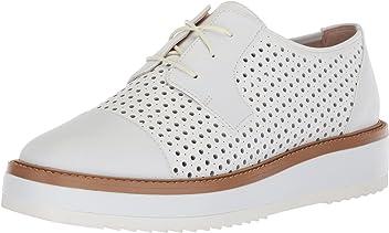ecad727469606 Nine West Women s VERWIN Leather Oxford Flat