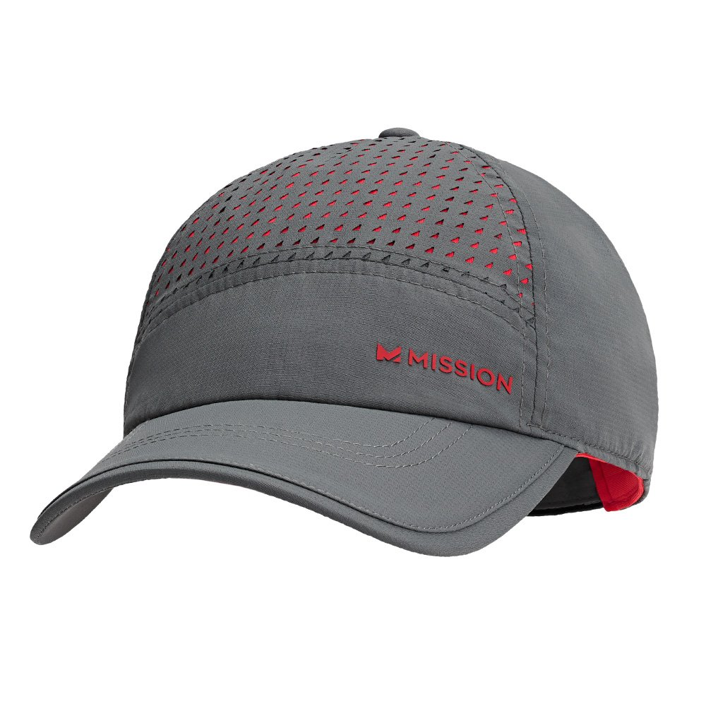 MISSION HydroActive MAX Laser-Cut Performance Hat
