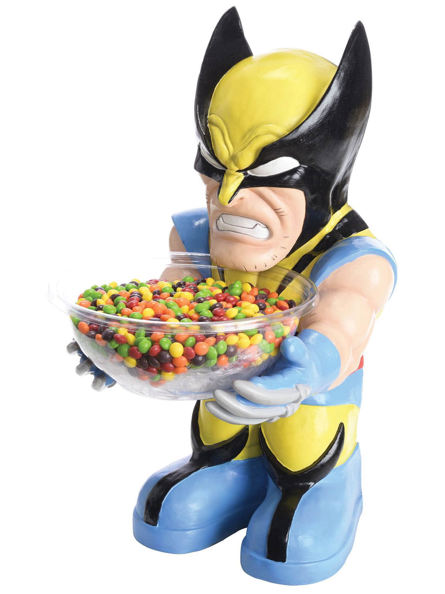 Marvel Classic Wolverine Candy Bowl Holder