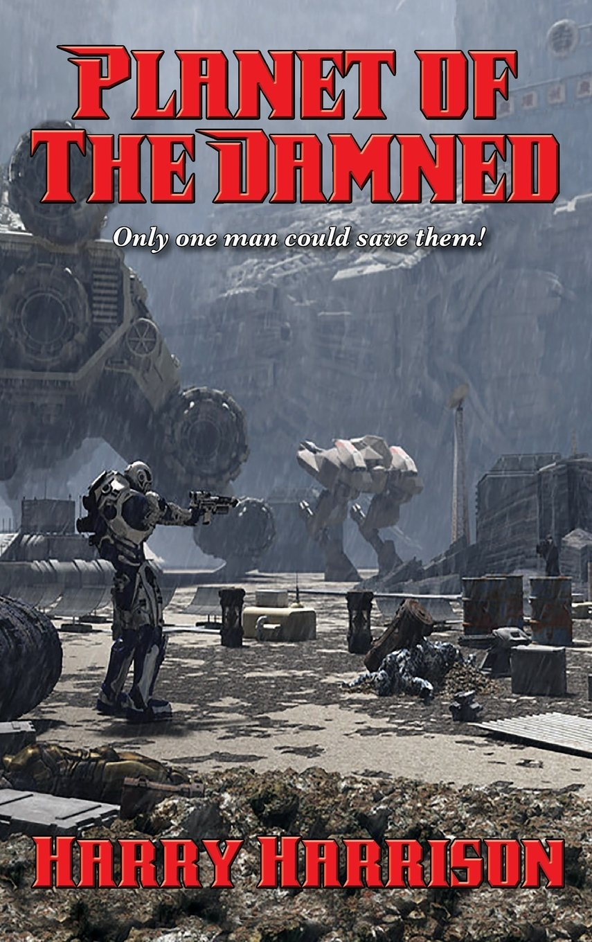 Download Planet of the Damned pdf epub