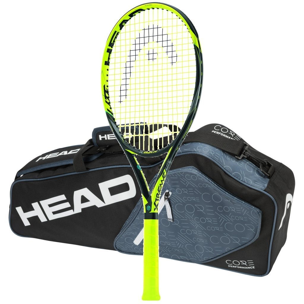 Buy Head Graphene Touch Extreme Lite Strung Tennis Racquet - with 3 Racquet  Bag - 4-1 2 Grip Online at Low Prices in India - Amazon.in 4cf723b28cf49