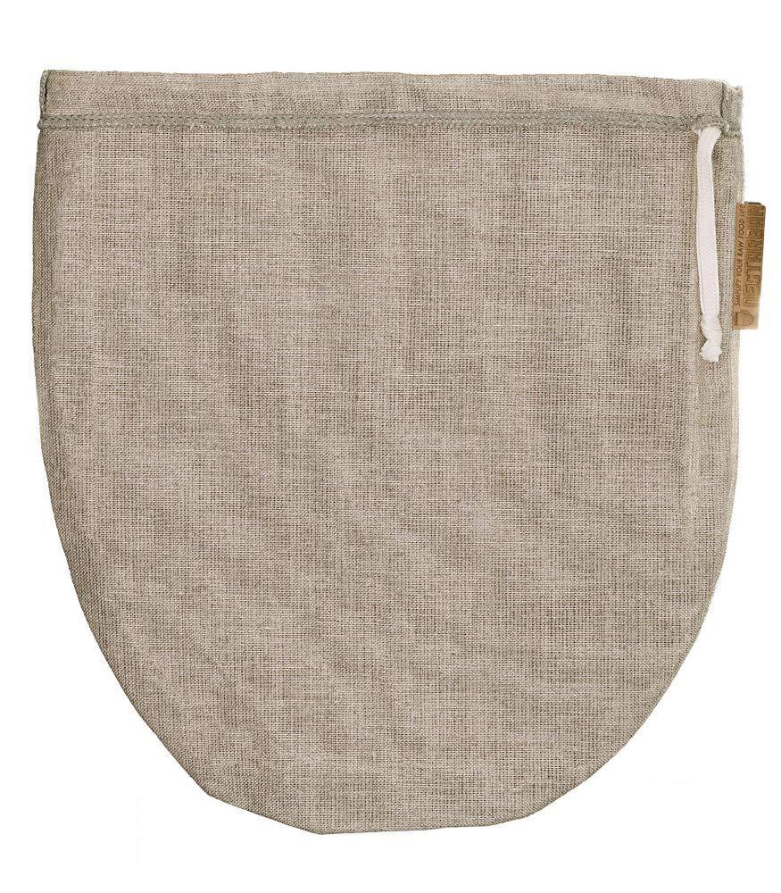 NECTARBAR Raw Food Filter Bag MIXPACK Leinen Vegane Milch Entsaften Baumwolle
