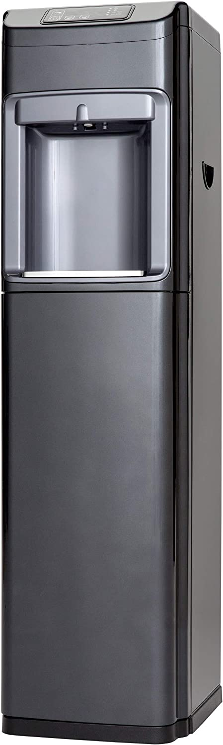 Bluline Global Water G5RO Hot, Cold and Ambient Bottleless Water Cooler with 4-Stage Reverse Osmosis Filtration