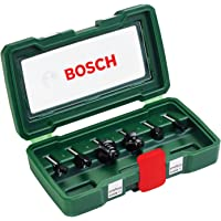 Bosch 2607019464 - Set con 6 fresas