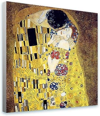 Forest by Gustav KlimtCanvas Rolled Wall art artwork oil painting HD