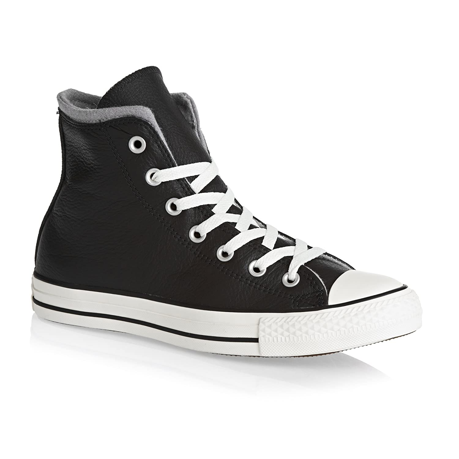 Converse Chuck Taylor All Star Core Hi B01M8I9BUW 10 M US Women / 8 M US Men|Black / Egret / Dolphin